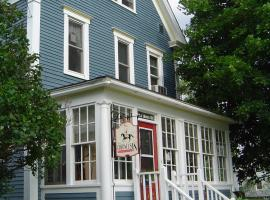 The Colonel's In Bed and Breakfast, Fredericton
