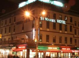 St Marks Hotel, Nowy Jork