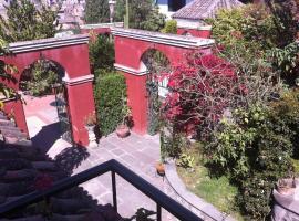 Hostal Tres Máscaras, Ayacucho