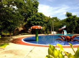 Hotel Villas Magen, El Remate