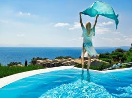 Aeolos Beach Resort, Gastoúrion