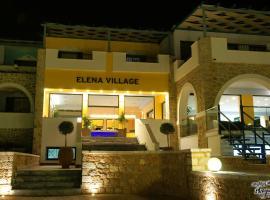 Elena Village, Kálymnos