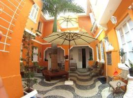 Villa Budget Hostel Copacabana,