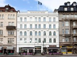 Elite Plaza Hotel Malmö,