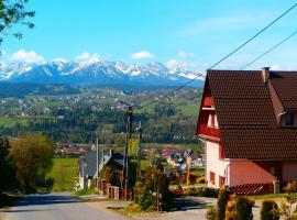 Pokoje z widokiem na Tatry, Czarna Góra