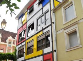 Maison Mondrian, Mulhouse