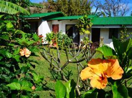 Hostal Raioha, Hanga Roa