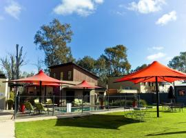 Adelphi Boutique Apartments, Echuca Moama