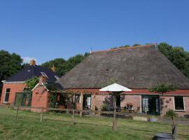 Blier Herne, Gorredijk