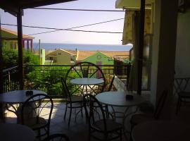 Villa Marabou, Póros