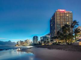 San Juan Marriott Resort and Stellaris Casino,