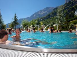 Hotel Alpenblick-Leukerbad-Therme, Leukerbad