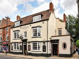 The Gillygate Pub With Rooms, Йорк