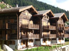 Apartments Vieux Chalet, Grimentz