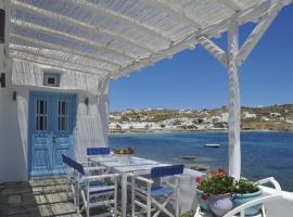Luxury Sea House Ornos, Ornos