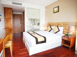 Cosmopolitan Hotel, Ho Chi Minh