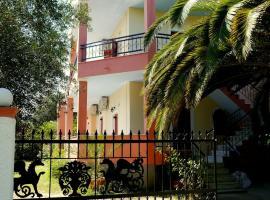 Villa Helena, Kávos