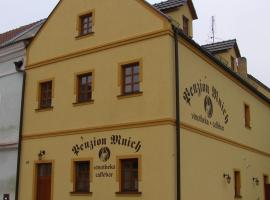 Penzion Mnich, Nová Bystřice