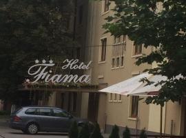 Hotel Fiama, Oţelu Roşu