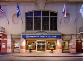 Wyndham New Orleans French Quarter,