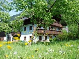 Landhaus Schösser-Brandler, Mayrhofen