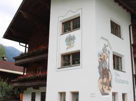 Haus Christophorus, Mayrhofen