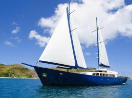 7-night cruise in the Seychelles aboard Sea Bird and Sea Star - Silhouette Cruises, Victoria