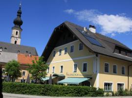 Frauenschuh - Taferne in Köstendorf, 纽玛特-安华莱斯
