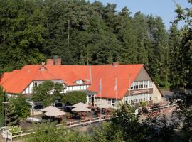 Ferien- und Wellnesshotel Waldfrieden