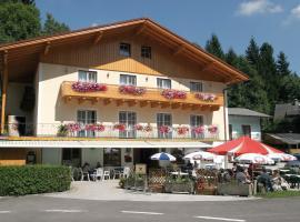 Gasthof Kienklause, Steinbach am Attersee