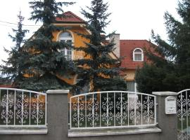 Jóbor Vendégház, Győrújbarát
