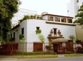 La Casa de La Nonna, Lima