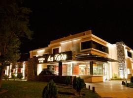 La Frida Hotel, Nono