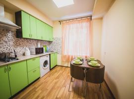 Apartments on Prospekt Kultury, Omsk