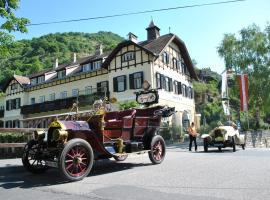 Hotel Mariandl, Spitz
