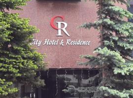 City Hotel Residence, Анкара