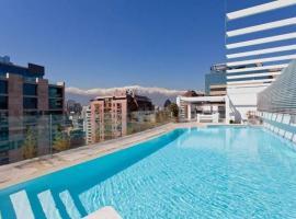 Departamentos Costa Nueva de Lyon, Santiago