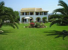 Villa Eleftheria, Acharavi