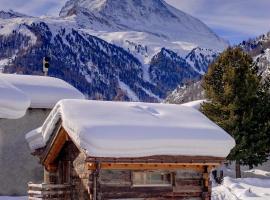 Chalet Alpoase, Zermatt