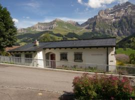 Ferienhaus Baslerdybli, Adelboden