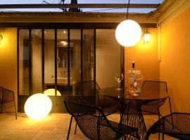 Duplex et Terrasse Mazarin, Aix-en-Provence
