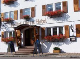 Gasthof Hotel Löwen, Bad Buchau