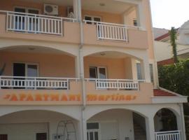 Apartments Martina, Neum