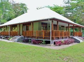 Casa Verde, Grand'Anse Praslin
