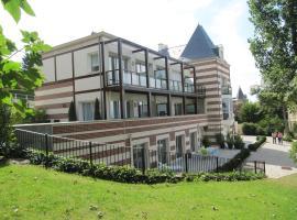 Villa Régina, Trouville-sur-Mer