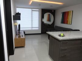 Enjoy Quito Apartments, Кито