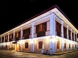 Hotel Felicidad, Vigan