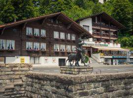 Hotel Weisses Kreuz, Brienz