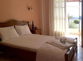 Zouzoulas Filoxenia - Naiada Apartments, Milína