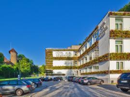 Hôtel aux Remparts, Fribourg